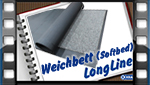 installation video for KRAIBURG Softbed LongLine cubicle covering consisting of rubber and foam in cattle houses