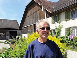 Beat Horber, Praxisbericht 10 Jahre KRAIBURG KURA Laufgangbelag im Milchviehstall