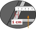 Bei der Montage von KRAIBURG Gummimatten im Melkstand 1 cm Abstand zur Melkgrube halten