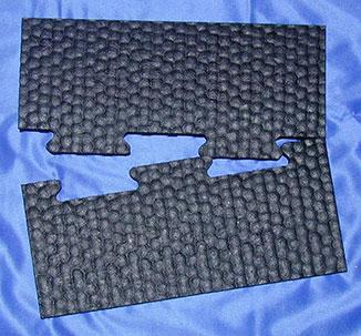 Einführung der KRAIBURG Puzzlematte 1999