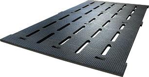 KRAIBURG profiKURA S - Spaltenbodenauflage aus Gummi für optimalen Klauenabrieb wie in der Natur