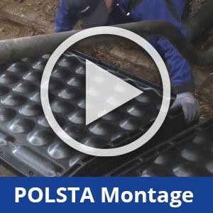 POLSTA Tiefboxenkissen einbauen – so wird´s gemacht!