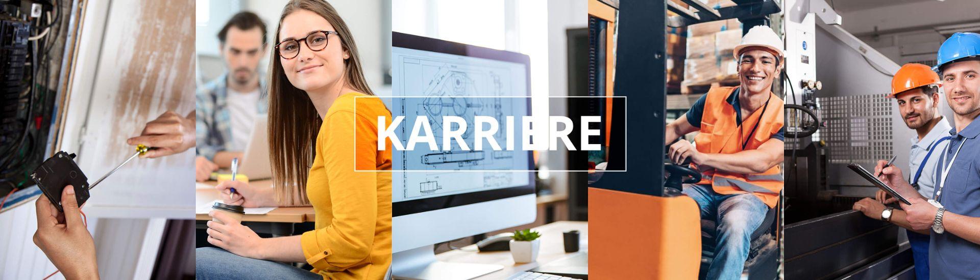 Karriere bei KRAIBURG - dem führenden Hersteller von Stallmatten für Rinder und Schweine