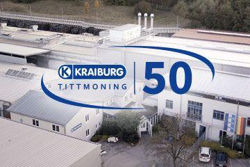 50 Jahre KRAIBURG in Tittmoning
