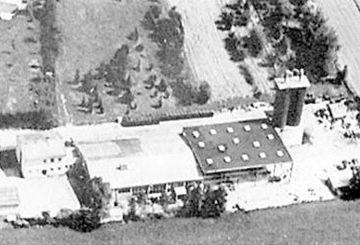 KRAIBURG Werksgelände in Tittmoning, 1968