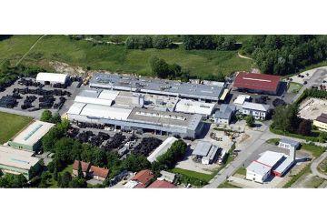 KRAIBURG Werksgelände in Tittmoning, 2007