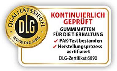 Erstes DLG-Siegel