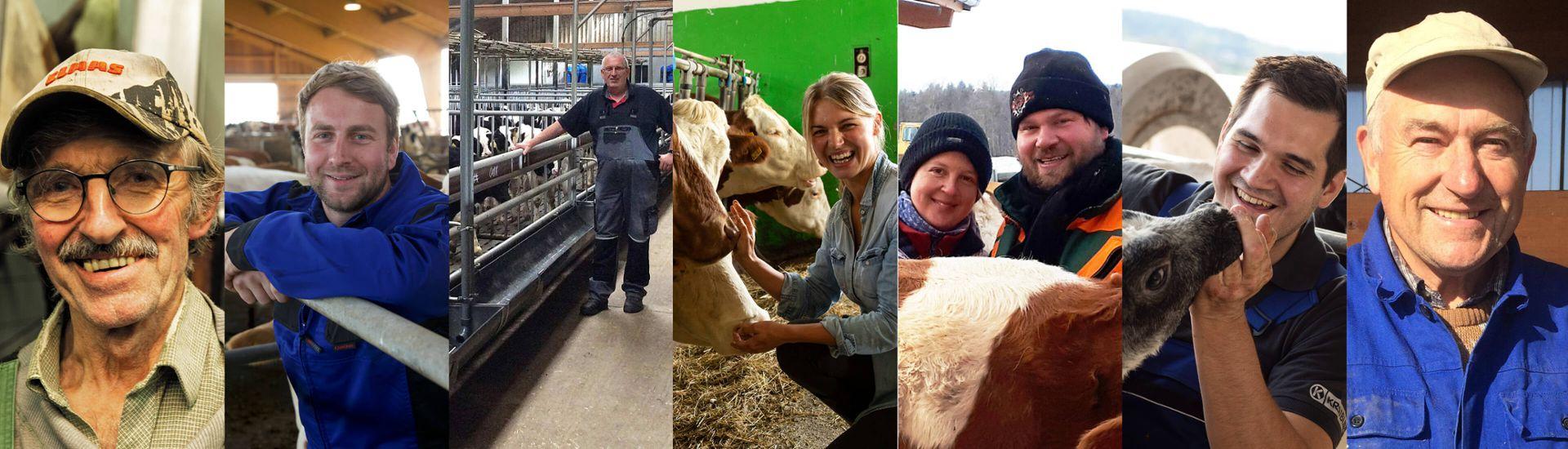 Field reports / testimonials on KRAIBURG rubber floorings for livestock housing