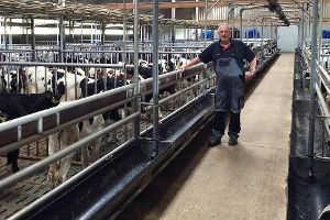 Healthier animals and higher slaughtering weight on KURA S