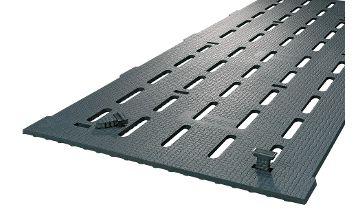 KURA S slatted floor covering made of rubber for cattle
