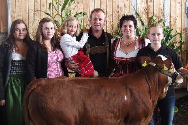 2 litres more milk per cow per day