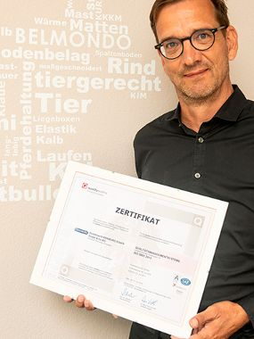 Certified quality and environmental protection - proven once again