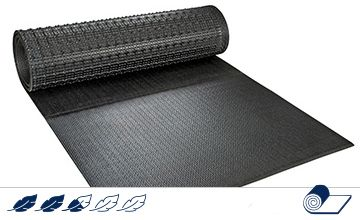 KIM LongLine rubber covering (roll) for cattle on cubicles