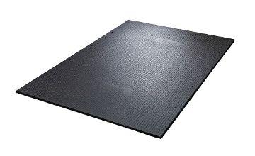 KURA rubber floorings for paved/concrete floors in cow houses