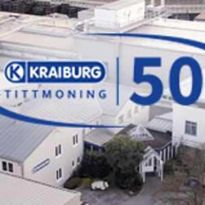 KRAIBURG at Tittmoning for 50 years